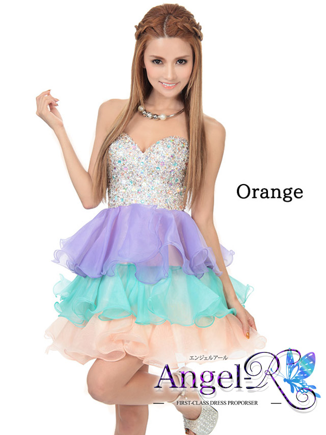 Angel-Rエンジェルアール 可愛いキャバドレス ミニ キャバ嬢 キャバクラ