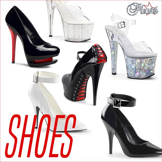 コスプレに合う美脚靴