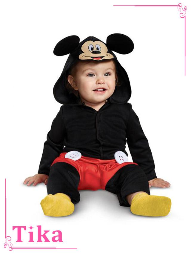 ミッキーマウス着ぐるみコスチュームセット