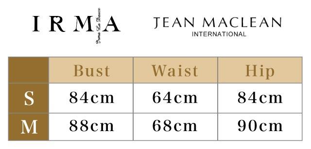 高級ドレスブランド IRMA「イルマ」・JEAN MACLEAN「ジャンマクレーン」