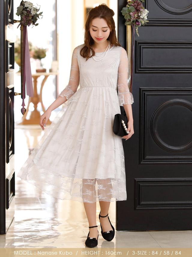 パーティードレス ドレス 結婚式 二次会 お呼ばれ
