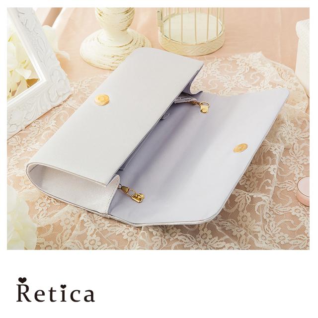 retica レティカ パーティー バッグ 可愛い