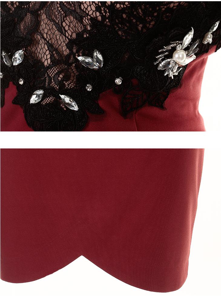 ROBE de FLEURS Glossy ローブドフルール グロッシー キャバドレス 可愛い 高級