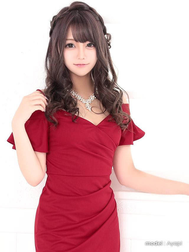 新人キャバ嬢さんおすすめ人気ドレス