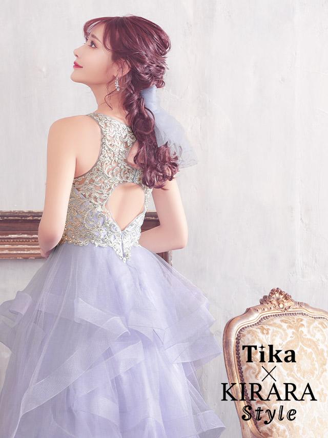 tika ティカ キャバドレス 可愛い