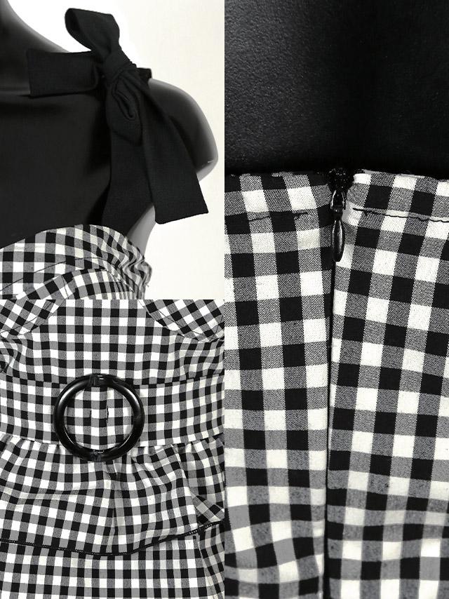 新作キャバドレスの商品詳細 ディテール
