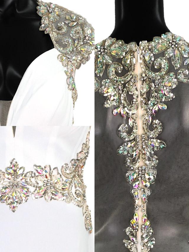 LAインポートロングドレスの商品詳細 ディテール