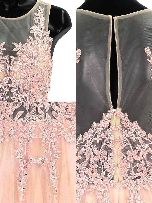LAロングドレスの商品詳細 ディテール