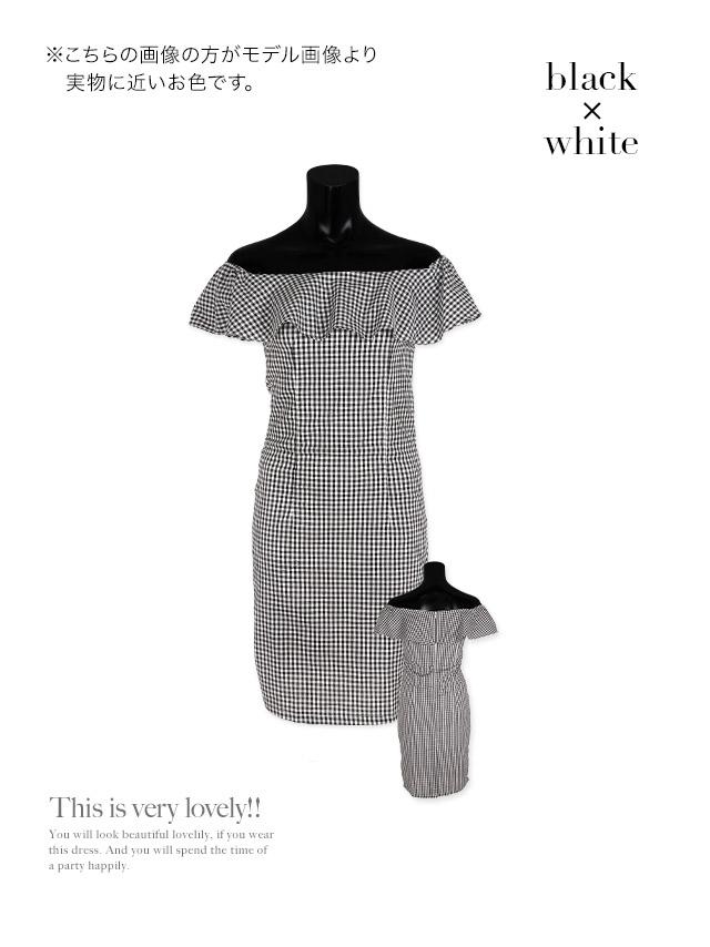 プチプラ新作キャバドレスのカラーバリエーション