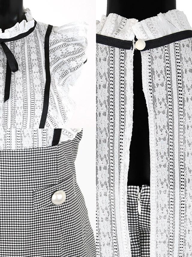 韓国ドレスの商品詳細 ディテール
