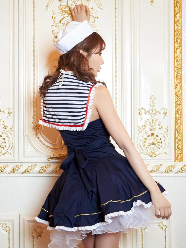 tika ティカ コスプレ 衣装 costume 水兵 マリン 明日花キララ セクシー