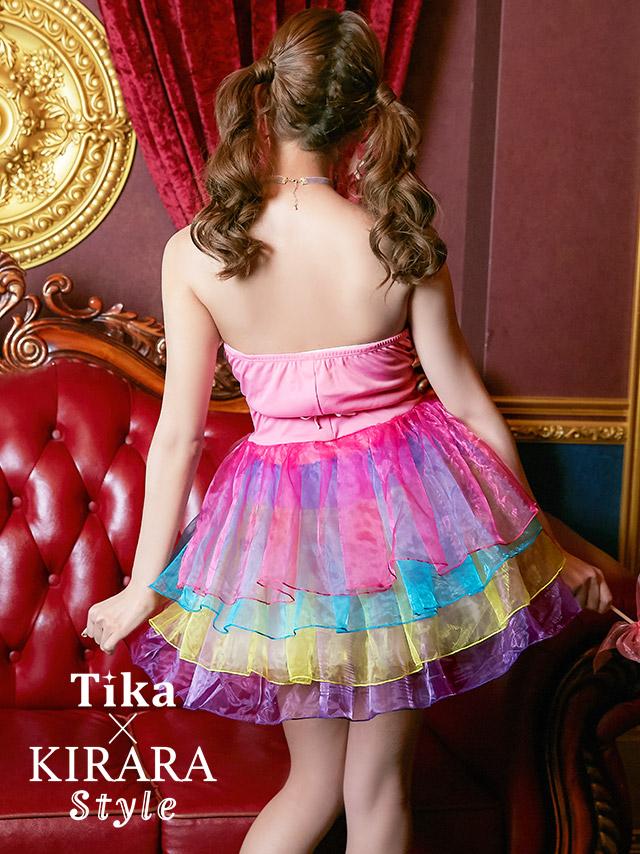 tika ティカ コスプレ 衣装 costume メルヘン ハロウィン ファンタジー かわいい 明日花キララ