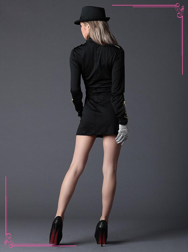 tika ティカ コスプレ 衣装 costume マイケルジャクソン ダンサー セクシー
