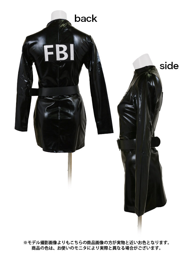 tika ティカ コスプレ 衣装 costume ポリス 警官 FBI