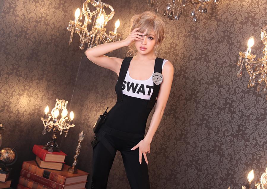 コスプレ 衣装 costume ポリス SWAT 警察 セクシー