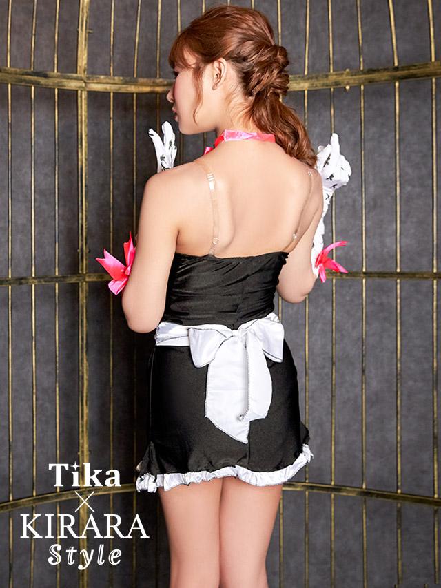 tika ティカ コスプレ 衣装 costume PLAYBOY マンションメイド セクシー ハロウィン かわいい 明日花キララ