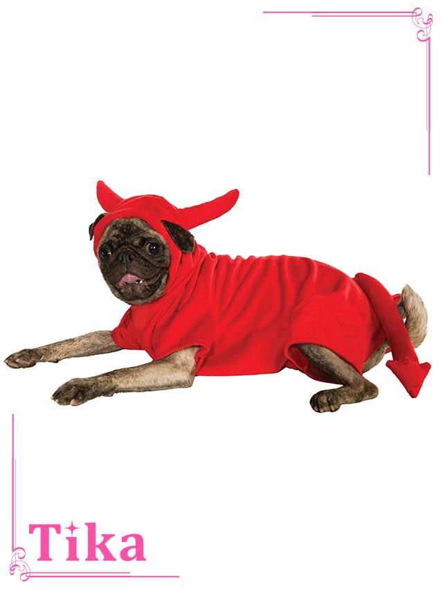tika ティカ コスプレ 衣装 costume ペット ドッグウェア デビル 悪魔