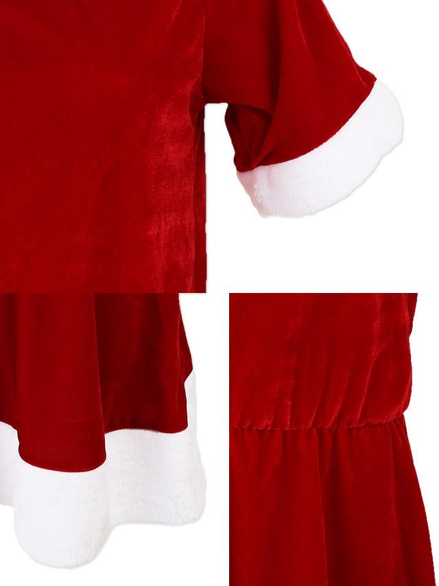 tika ティカ コスプレ 衣装 costum クリスマス 衣装 サンタ 可愛い
