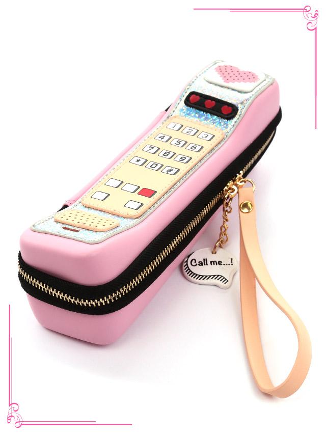 ケータイ電話デザインバッグ