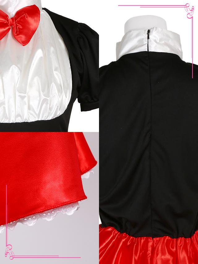 コスプレ 可愛い セクシー 衣装 コスチューム coutume ハロウィン halloween 商品詳細 ディテール
