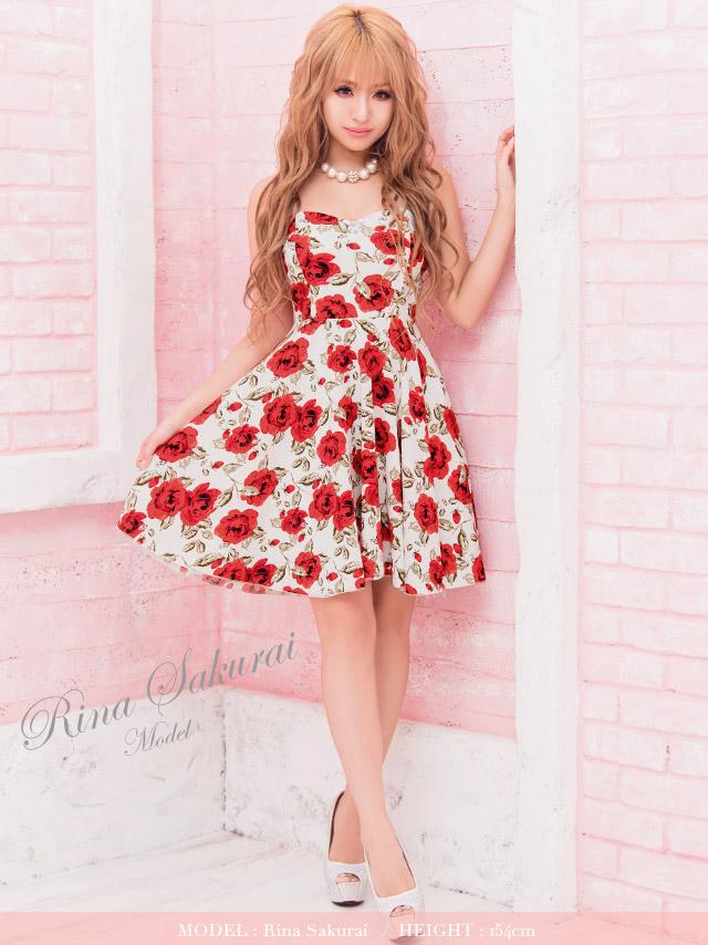キャバドレス ドレス キャバクラ 可愛い 大きいサイズ