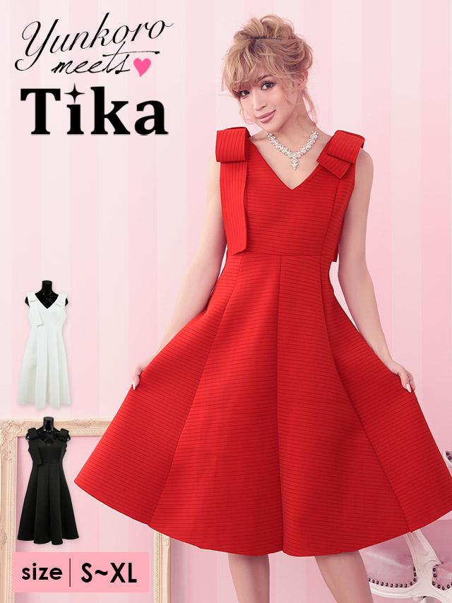 レッドドレス