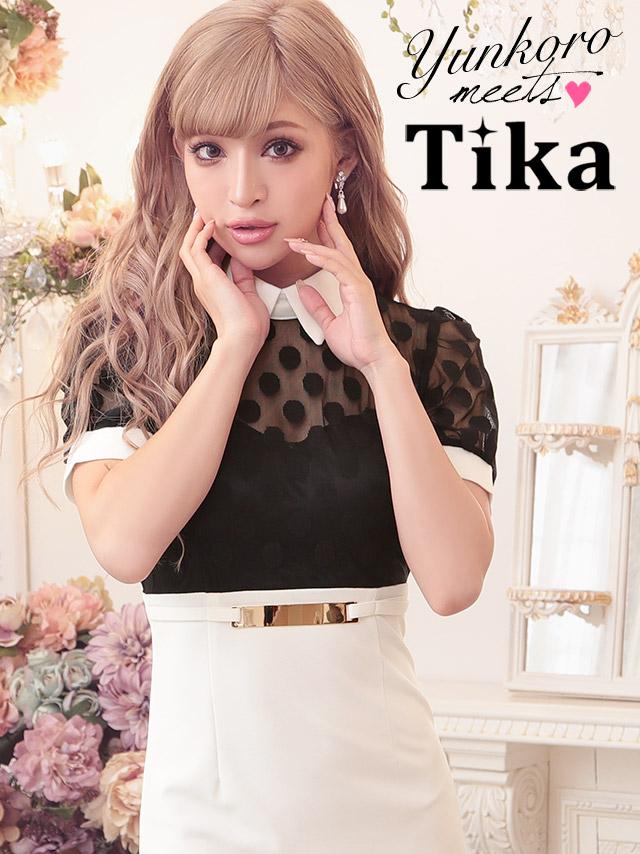 tika ティカ 韓国 キャバドレス 可愛い
