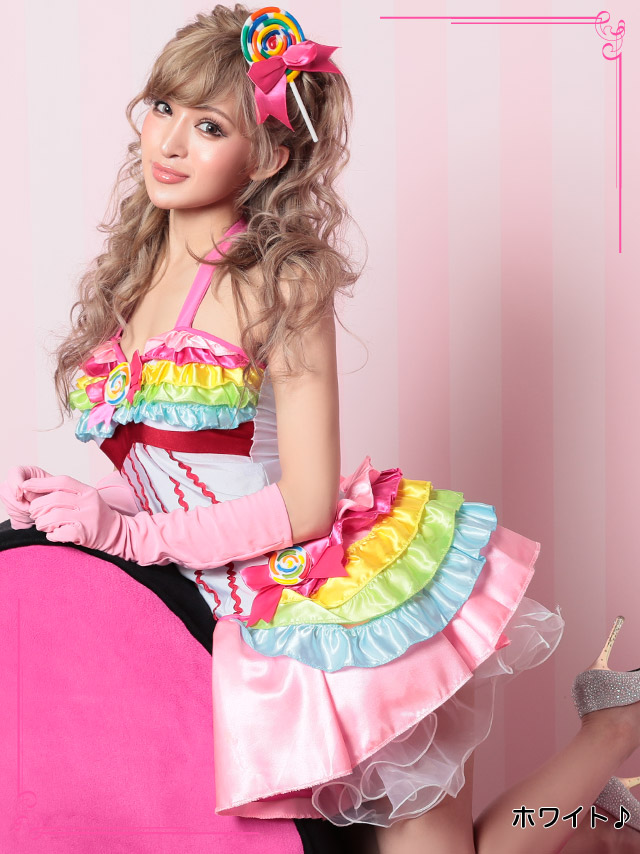 tika ティカ コスプレ 衣装 costume パニエ ふわふわ ボリューム